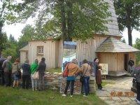 Plenerowa wystawa wBałuciance