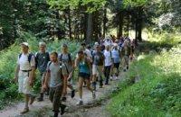 Letni Rajd Pieszy szlakiem Dwóch Kardynałów